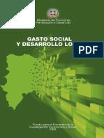 Libro Gasto Social