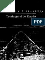 Teoria politica, ciencia politica de Azambuja