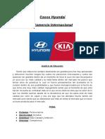 Casos Comercio Internacional