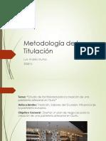 Presentacion Plan de Negocios TIT