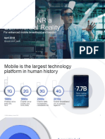Making 5g Nr a Commercial Reality