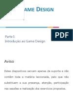 Game Design - 1