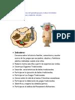 PRIMARIA-InICIAL1Propuesta de Indicadores Del Aprendizaje Para Evaluar Estas Actividades