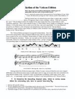 The Rhythm of the Vaticana