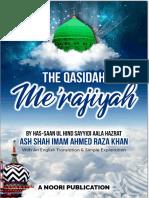 The Qasidah Merajiyah