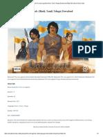 Baahubali the Lost Legends (Hindi, Tamil, Telugu) Download (720p HD) _ Dead Toons India