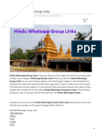 Whatsappgrouplink.org-Hindu Whatsapp Group Links