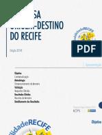 Conselho Da Cidade - AP Pesquisa Od Do Recife 2017-03-24