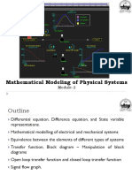 2-Differential Equation, Difference Equation, Mathematical Modeling of Electrical and Mechanical Sys-15-Jul-2019Material_I_15-Jul-2019_Modul