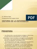 19 Historia de La Enfermeria 2018