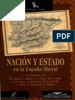 Nación y Estado en la España liberal