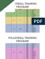 Fitt Training Program 2