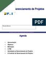 Introdução Gerenciamento de Projetos
