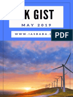 Yk Gist May 2019 Iasbaba