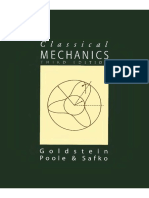 Classical Mechanics - Goldstein