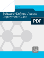 SD-Access Deployment Guide