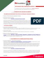 Checklist Detalhado Aquisicao de Imovel