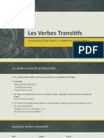 PRÉSENTATION - Français Progressif