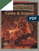Faiths & Avatars