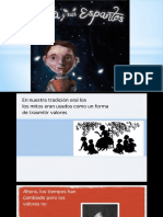 Rafa y Sus Espantos Storytelling