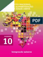 Pacno nacional caderno 10