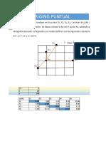 Geoestadistica Excel Kriging 2