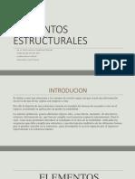 Elementos Estructurales 2