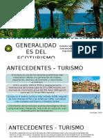 Generalidades Del Ecoturismo