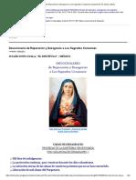 Devocionario de Reparación y Desagravio a Los Sagrados Corazones _ Apariciones de Jesús y María