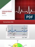 Cara cepat belajar interpretasi EKG
