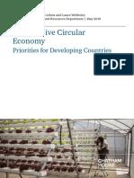 2019 05 22 Circular Economy