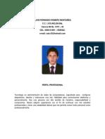 CV Elkin Romero