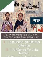 Aula Filosofia Medieval