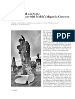MBlacksher Memoir Lives in Earth and Stone MagnoliaCemetery MobileAL