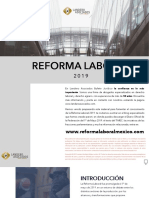 Resumen Reforma Laboral PRO