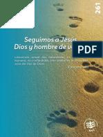 CHD 261 - Seguimos a Jesús Dios y Hombre de Verdad