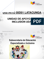 Inclusion - Latacunga