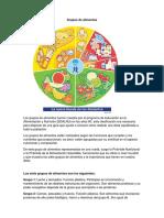 Propuesta Dieta Saludable Actividad Dos Sena