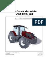 Manual Do Operador Trator Valtra S3