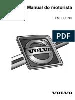 Manual Do Motorista Caminhão FM FH D12D