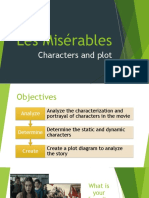 Les Misérables Character and Plot