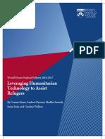Humanitrian reports