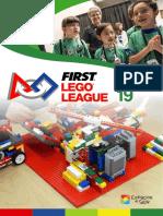First Lego League Jr. 2019