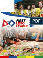 First Lego League 2019