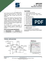 Datasheet CM501
