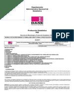 Manual de Diligenciamiento Formulario Unico Censal Investigacion EDUC Abril 2017