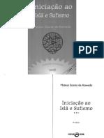 Mateus Soares de Azevedo - Iniciação Ao Islã e Sufismo