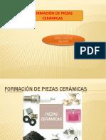 formacion de piezas ceramicas por prensado