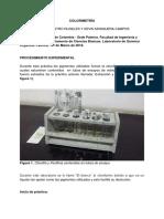 Quimica Organica - Colorimetría