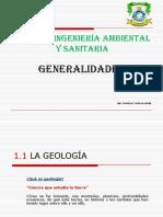 Generalidades de La Geologia